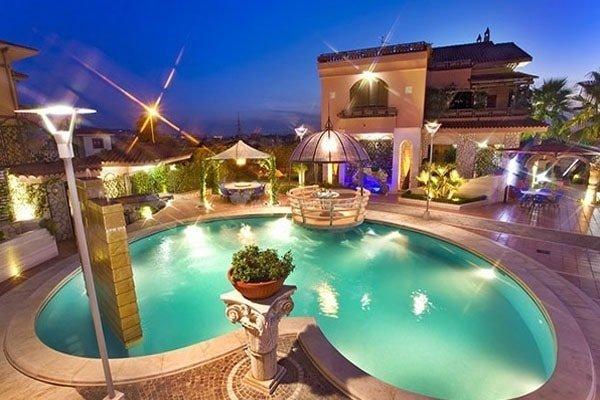 Capodanno residenza castelverde - Capodanno in piscina ...